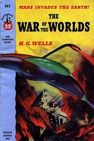 War of the Worlds by HG Wells 1953