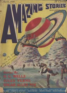 Amazing Stories #1 April 1926