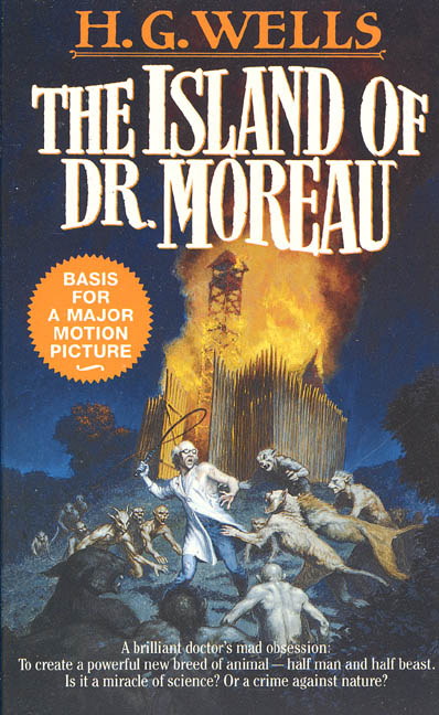 HGWells The Island of Doctor Moreau MacmillanUSA