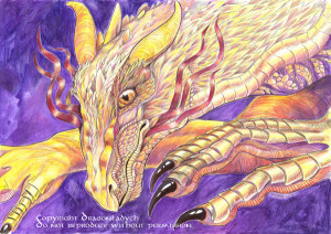Smaug the Golden - Sunila Sen Gupta