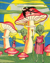 The Mushroom People