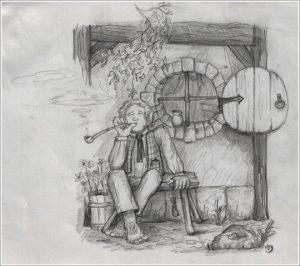 Hobbit - Tobi Putzo
