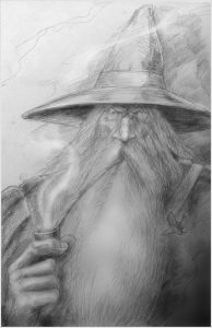 Gandalf the Grey - Tobi Putzo