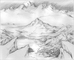 The Lonely Mountain - Tobi Putzo