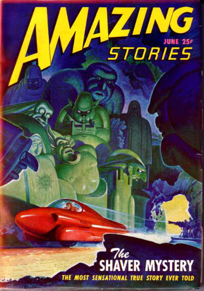 Amazing Stories, June 1946