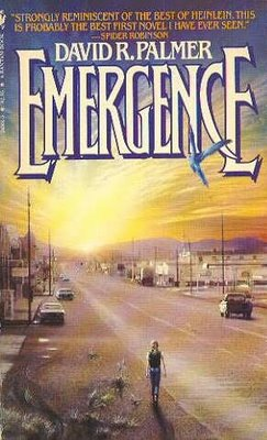 Lost In Space! Reviews of Unknown or Underappreciated Books: #2 Emergence by David R. Palmer