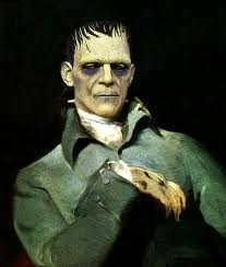 Frankenstein's Monster (image from welloflostplots wordpress.com)