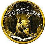 Andre Norton Award Logo