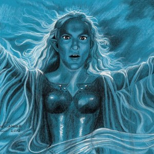 Art + Fandom ≠ Fan Art, part II: Images of Galadriel