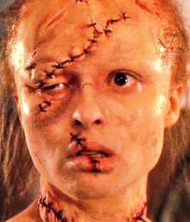 Elizabeth Lavenza - Frankenstein's Bride - (image from headhuntershorrorhouse wikia com)
