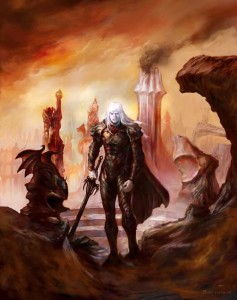 Elric of Melnibone courtesy of Mongoose Publishing