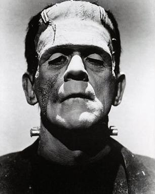 Frankenstein 1931 - Boris Karloff - Director James Whale