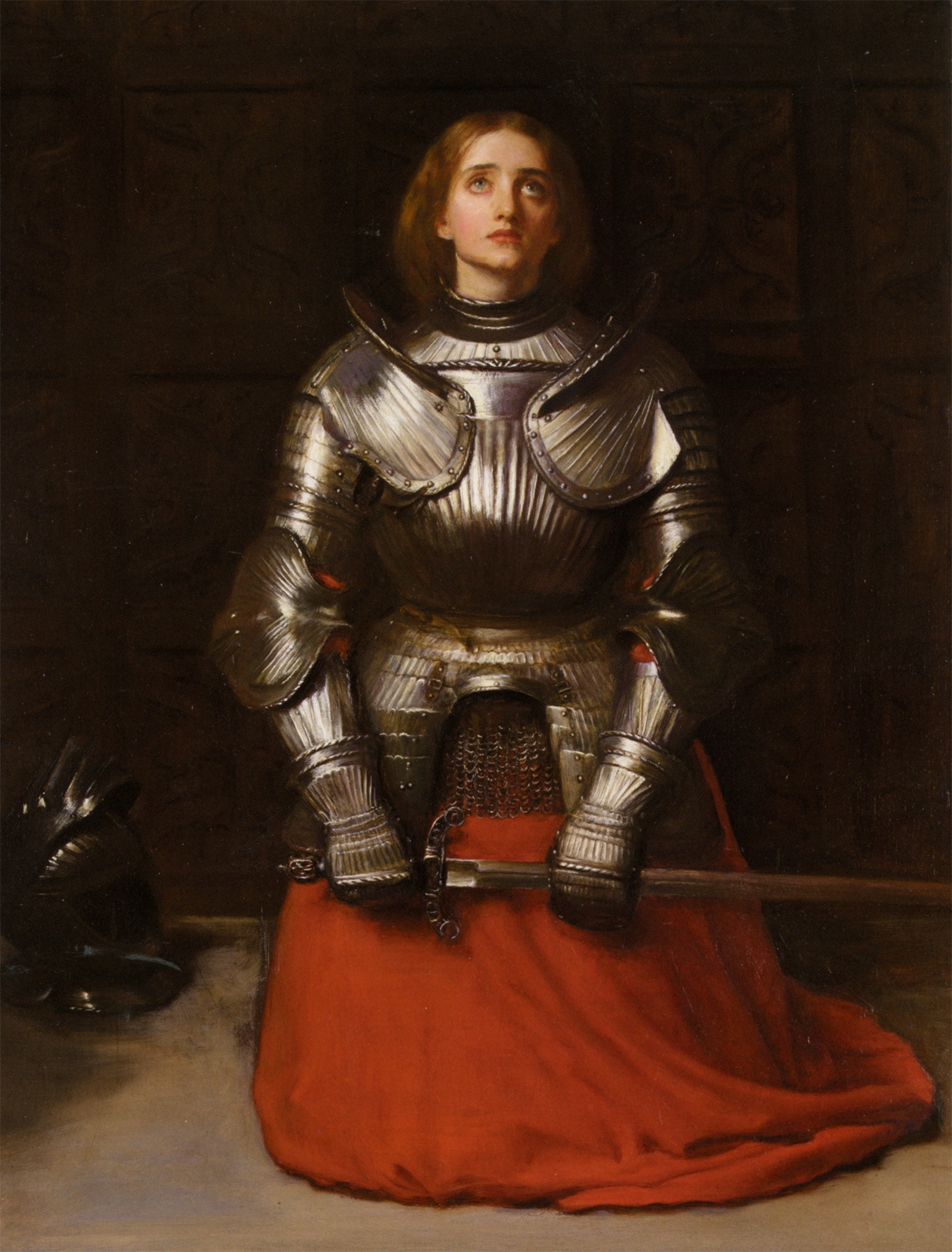 a biography of saint joan of arc the maid of france Saint joan of arcchuch hall of fame nominee biographyjoan of arc was born into a peasant family in 1412 her persistence in following god's will, led her to join the royal force of france.