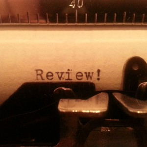 Writing Reviews – in My Opinion