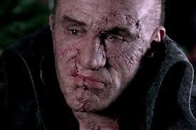 Robert De Niro as Frankensteins monster - image from moviepicturedb.com