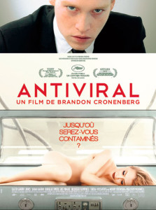 Antiviral - French poster