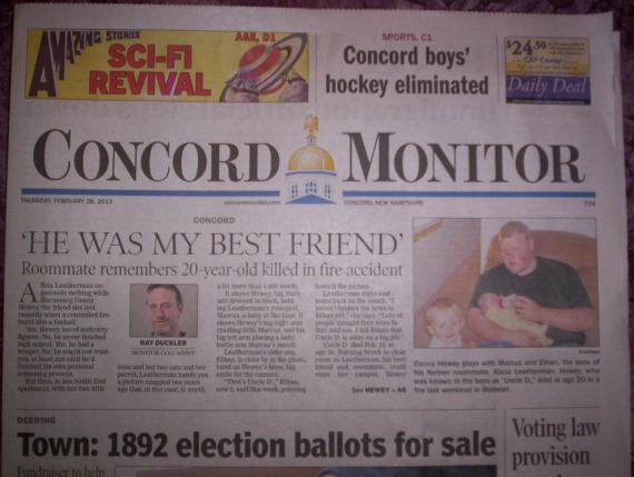 amazing concordmonitor front page