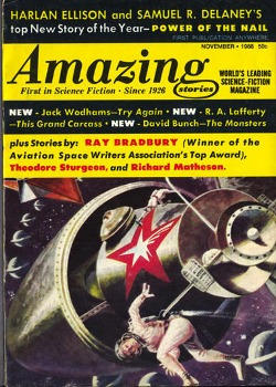 Amazing Stories 11/68. Note the featured authors. Image: www.philsp.com