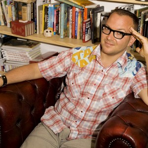 Cory Doctorow Reading & Signing at Gibson's Bookstore, Concord NH