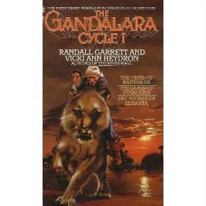 Lost In Space! Reviews of Unknown or Underappreciated Books:  The Gandalara Cycle by Randall Garrett and Vicki Ann Heydron