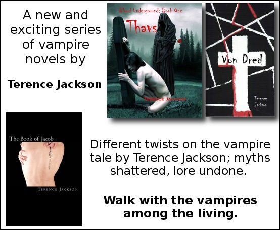 terence jackson author page ad