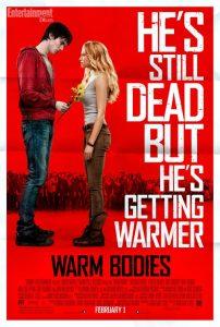 Warm Bodies US poster