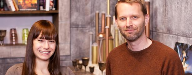 Tom Merritt Sword and Laser Interview