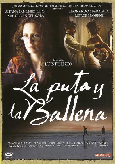 La Puta y la Ballena, original Argentine DVD cover
