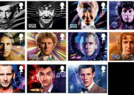 Who's the Boss When It Comes to British Stamps