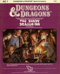 The Shady Dragon Inn