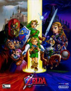 The Legend of Zelda: Ocarina of Time   nintendoeverything.com