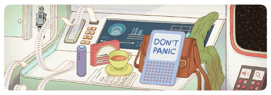 google douglas adams