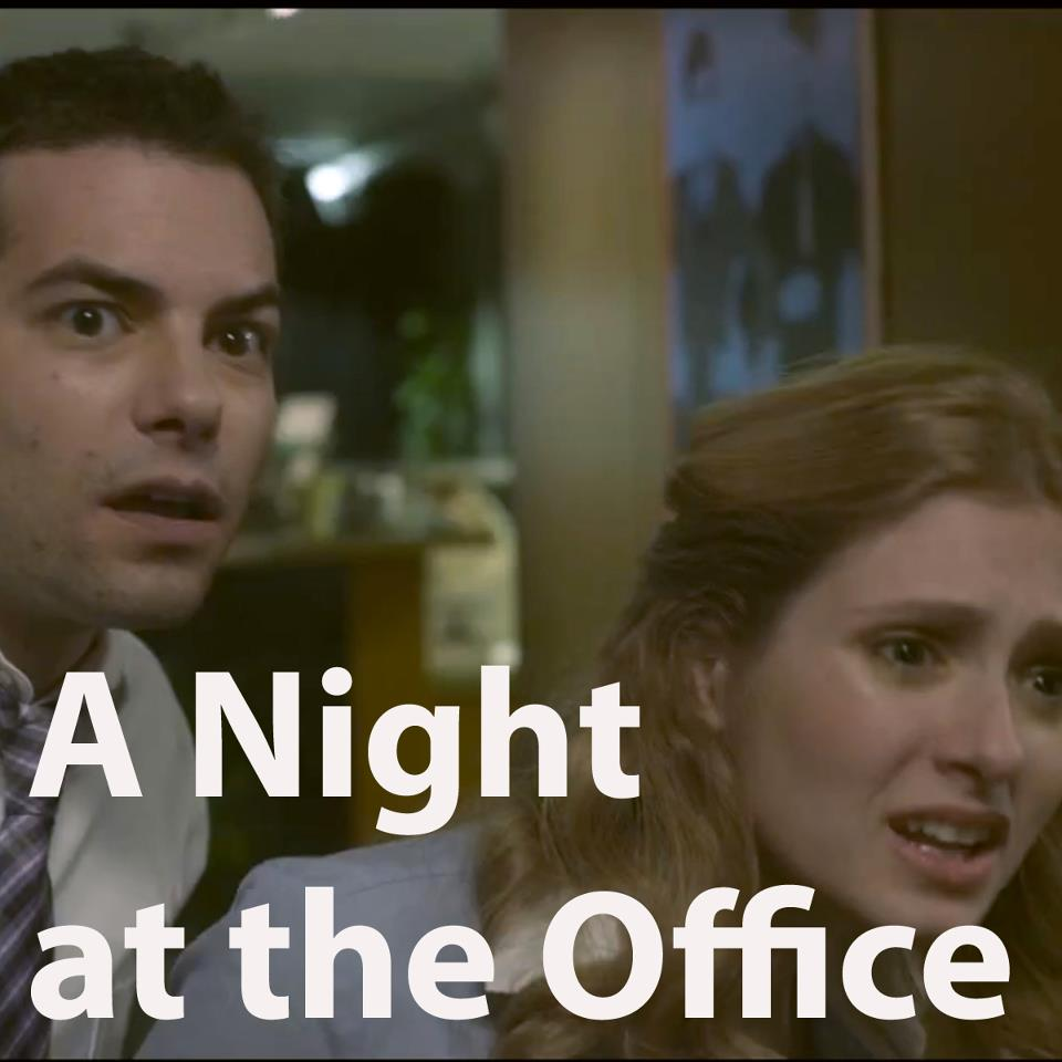 night at the office