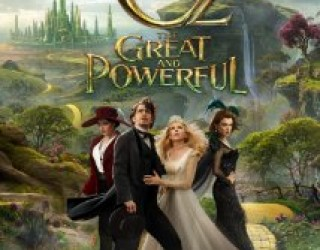 We've Gone to See the Wizard and Tra La Tra La Tra La: A review of Oz The Great and Powerful
