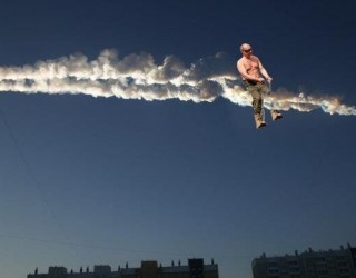 The Meteor That Never Fell