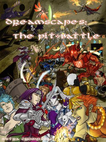 357_Dreamscapes_-_The_Pit-Battle_c