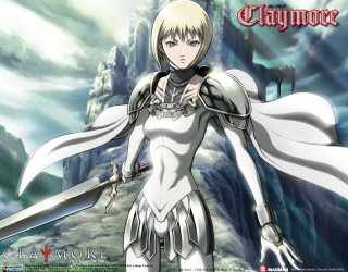 Characters:  Clare of Claymore