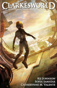 Clarkesworld Issue 71, August 2012