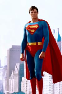 MDJackson_4clrheroes_superman_christopher_reeve