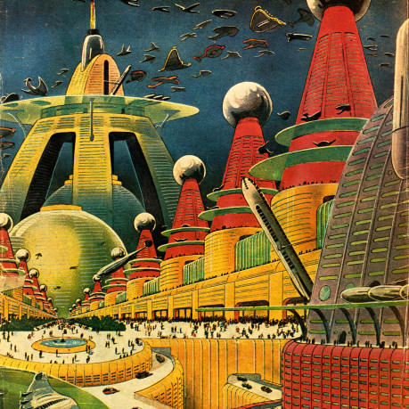 Cities in Science Fiction