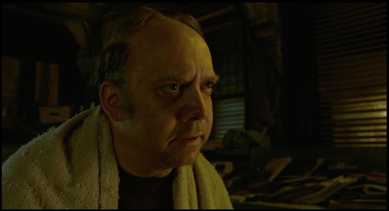 Paul Giamatti as Benno Levin