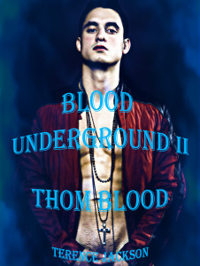 Thom Blood Cover