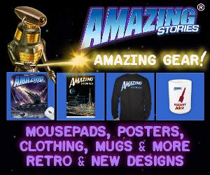 Amazing Stories Magazine