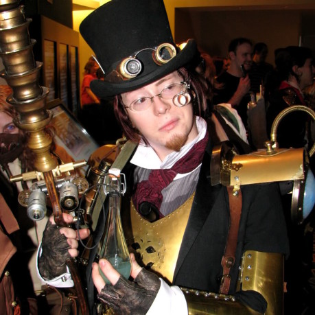 Steampunk: An Overview of an Up and Coming Genre