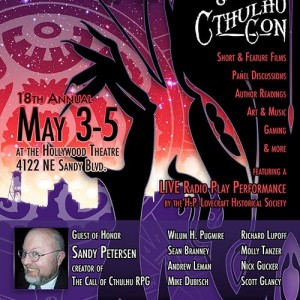 H. P. Lovecraft Film Festival & CthuluCon Happening This Weekend In Portland!