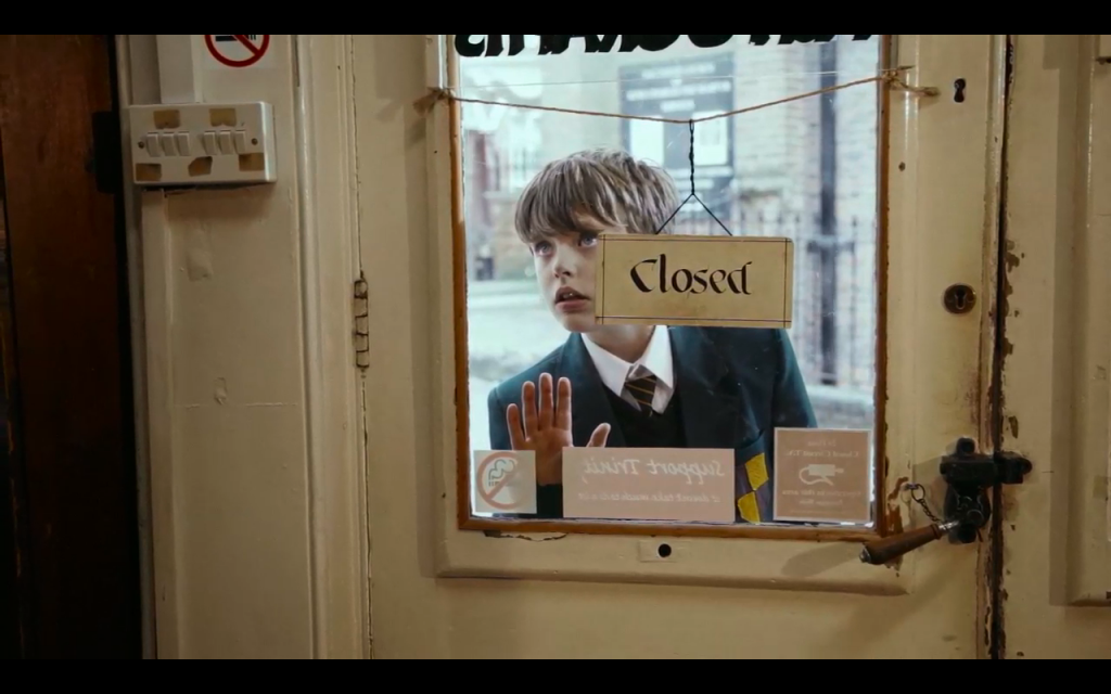 A Still from The Last Bookshop