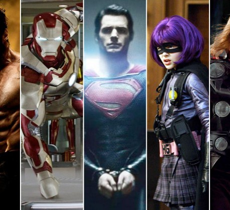 What super-movie are you most excited about?