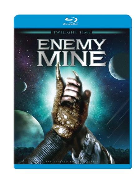 Enemy Mine Twilight Time Blu-ray