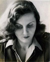 Alice Sheldon Portrait - young