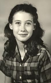 Cherryh as young adult